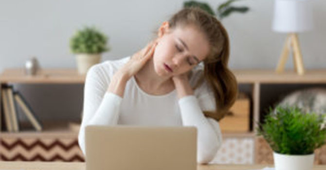 Are your occasional nagging little symptoms in your back or neck a cause for concern? image