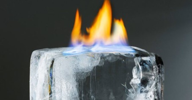 Hot and Cold  on Ice and Heat? image