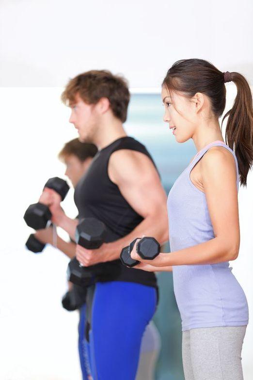 Back pain, strength training, exercise