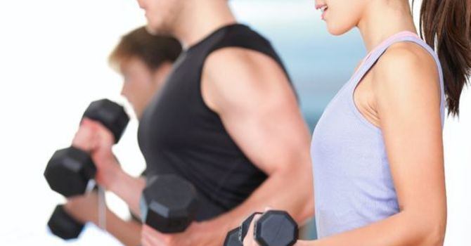 Why We Like Strength Training at Edgemont Chiropractic Clinic